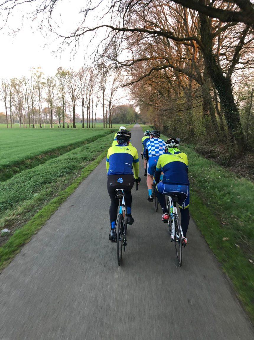 10 tips om als wegkapitein een fietsgroep te leiden